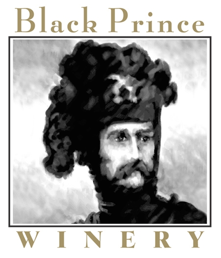 Black Prince Winery logo