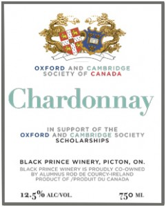 chardonnay - oxford & cambridge